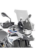 Specific screen smoked GIVI BMW F 750 GS (18-19) [fitting kit included]