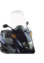 Transparent screen GIVI Honda Foresight 250 [97-08]/ Pantheon 125-150 [98-02][fitting kit included]