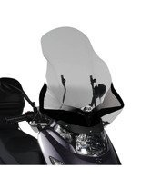 Transparent screen GIVI Kymco Dink 50-125-200i [06-16][fiting kit included]
