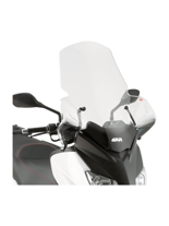 Transparent screen Givi for Yamaha X-MAX 125-250 (10 > 13) [fitting kit included]