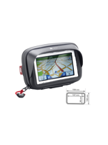 Universal GPS/ Smartphone holder GIVI S954B [5 inches]
