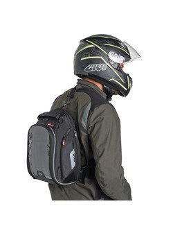 Expandable tank bag GIVI XS312 Xsream Range with removable magnets [volume: 15 ltr]