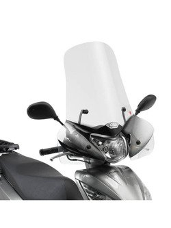 Fitting kit GIVI for 308A screen Honda Vision 50-110 [11-18]