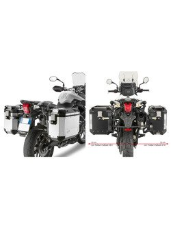 Pannier holder GIVI for Trekker Outback Monokey® CAM-SIDE Triumph Tiger 800/ XC [11-14]/ XC/ XCx/ XCa/ XR/ XRx/ XRt [15-17]