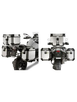 Pannier holder GIVI for Trekker Outback Monokey® cam-side BMW R 1200 GS [13-], R 1250 GS Adventure [19-20]
