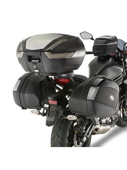 Pannier holder GIVI for V35, V37 Monokey® side cases Kawasaki ER-6N/ F 650 [12-16]
