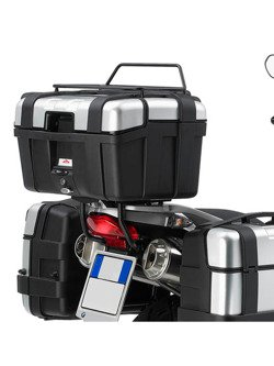 Rear rack GIVI for Monokey® top-case BMW F 650 GS [04-07]