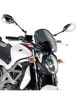Screen with mounting kit for Suzuki Gladius 650 (09 > 16)