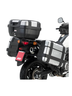 Specific pannier holder for MONOKEY®, RETRO FIT side cases Suzuki DL 650 V-Strom (17-18)