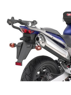 Specific rear rack for MONOKEY® or MONOLOCK® top case (Honda CB 600 F Hornet 03-06)