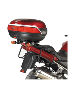 Specific rear rack for MONOKEY® or MONOLOCK® top case for Yamaha FZS 1000 Fazer 01-05