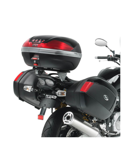 Specific rear rack for MONOKEY® or MONOLOCK® top case for Yamaha XJR 1300 (07 > 14)