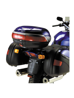 Specific rear rack for MONOKEY® top case for Yamaha FJR 1300 (01 > 05)