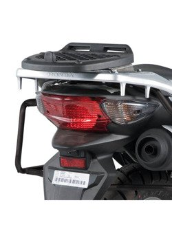 Specific rear rack for MONOLOCK® top case HONDA XL 125V Varadero (01 > 14)