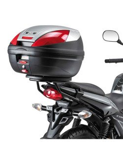 Specific rear rack for MONOLOCK® top case Monolock do HONDA CBF 125 (09 > 14)