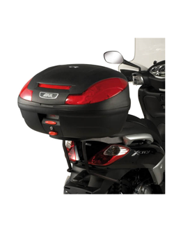 Specific rear rack for MONOLOCK® top-case Yamaha X-CITY 125-250 (07 -)