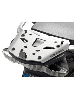 Specific rear rack in aluminium for MONOKEY® top case BMW R1200 RT  (14-), R 1250 RT [19-]