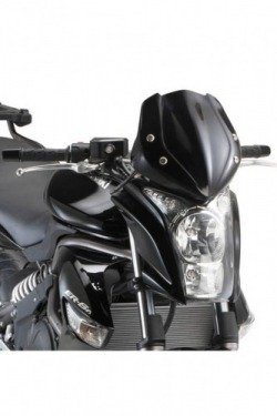 Specific screen with mounting kit Kawasaki ER-6N ['09-'11]