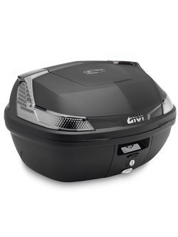 Top case GIVI B47 BLADE TECH Monolock® [universal mounting plate included; volume: 47 ltr]