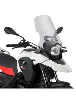 Transparent screen GIVI BMW G 650 GS [11-17]