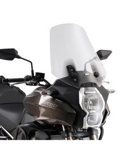 Transparent screen GIVI Kawasaki Versys 650 [15-16]/ 1000 [12-16]