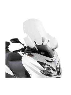 Transparent screen Givi for Yamaha Majesty 400 (09 > 14)