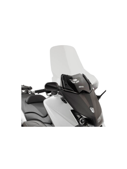Transparent screen for Yamaha T-MAX 530 (12>16)