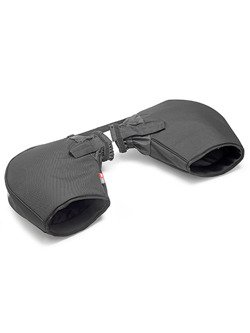 Universal motorcycle muffs GIVI with hand-guards