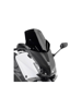 Low sports screen gloss black Givi Yamaha T-MAX 530 (12>16)