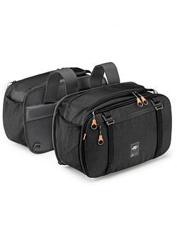 Pair of expandable side bags Kappa AH202