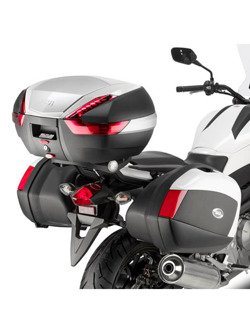 Pannier holder GIVI for V35, V37 MONOKEY® SIDE cases Honda NC 700 S/ X [12-13]/ 750 S/ X DCT [14-15]