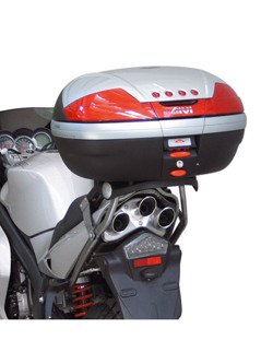 Rear rack GIVI for Monokey® or Monolock® top-case Triumph ST 1050 Sprint [05-11]