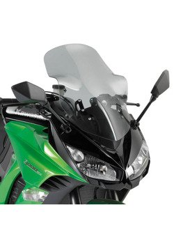 Smoked screen GIVI Kawasaki Z 1000 SX [11-16]
