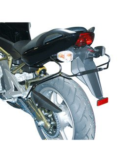 Specific holder for soft side bags Kawasaki ER 6n / ER 6f 650 (05 > 08)