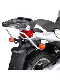 Specific rear rack for MONOLOCK® top case Givi for BMW F 650 CS Scarver (02 > 06)