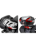 Specific rear rack in aluminium for MONOKEY® top case for Yamaha FJR 1300 (06 > 20)