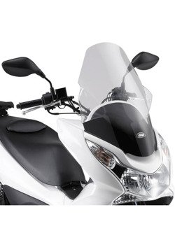 Specific screen transparent Givi Honda PCX 125-150 (10 > 13)