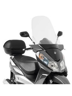 Specific screen transparent Givi SYM Citycom 300 (08 > 19)