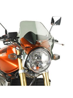 Specific smoked screen Honda Hornet 600 (05 > 06)