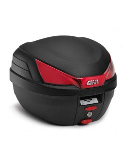 Top Case GIVI Monolock® B27N [universal mounting plate included; volume: 27 ltr]