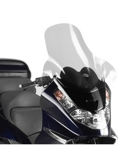 Transparent screen GIVI Aprilia Atlantic 500 [02-06]