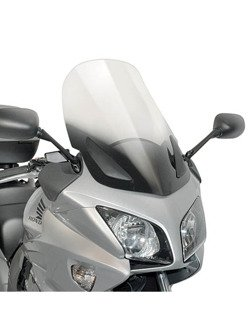 Transparent screen GIVI Honda CBF 600 S [04-12]/ 1000/ ABS [06-09]