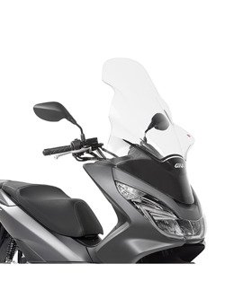 Transparent screen GIVI Honda PCX 125 [14-17]/ 150 [14-18]