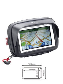 Universal GPS/ Smartphone holder GIVI S952B [3,5 inches]